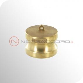 Bouchon coupleur type DP - Bronze