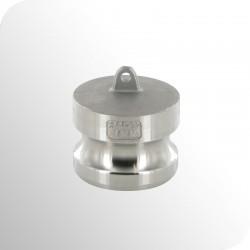 Bouchon coupleur type DP - Inox