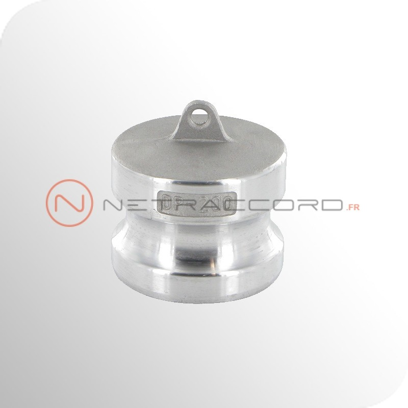 Bouchon coupleur type DP - Aluminium