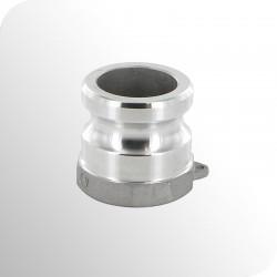 Adapteur type A femelle BSPP - Aluminium