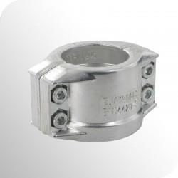 Collier demi-coquilles EN 14420-3 / DIN 2817 Standards - Aluminium