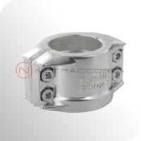 Collier demi-coquilles EN 14420-3 / DIN 2817 Décalés - Aluminium