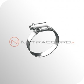 Collier NORMACLAMP TORRO - Inox