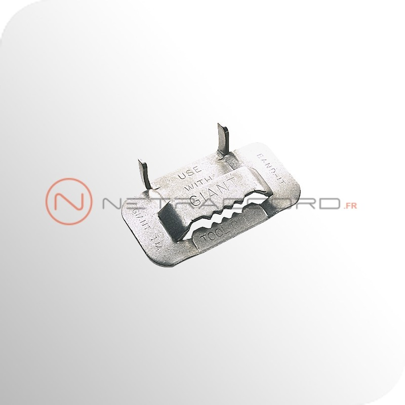 Boucle pour BAND-IT® GIANT - Inox