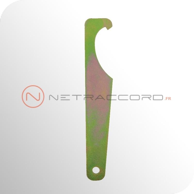 Clé de serrage simple pour raccord Guillemin - Type A - Acier
