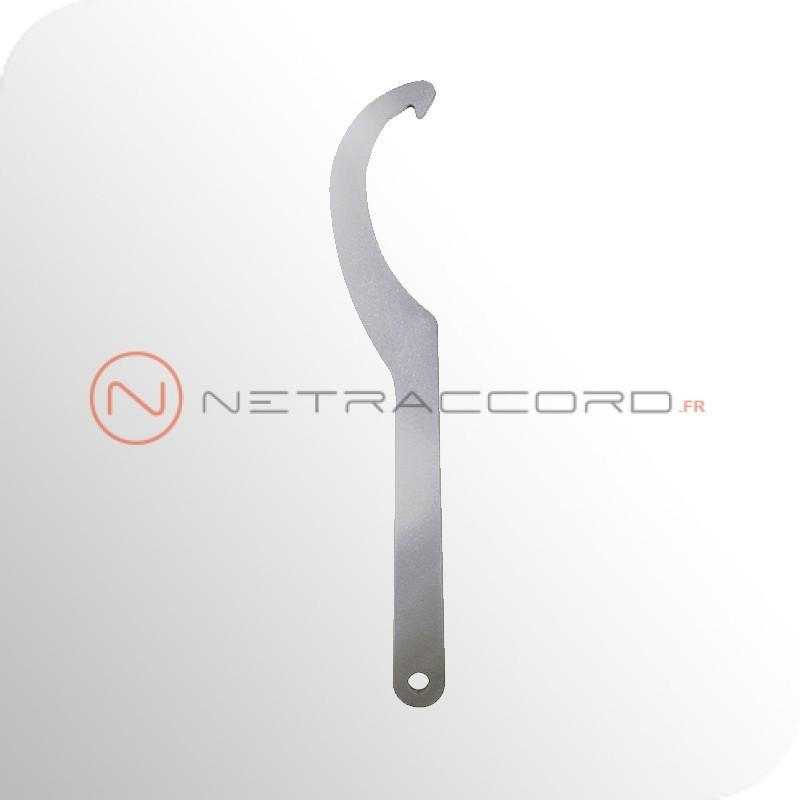 Clé de serrage simple pour raccord Guillemin - Type B - Acier