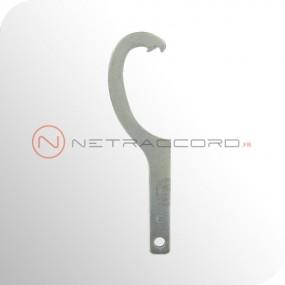 Clé de serrage universelle - Type C - Acier