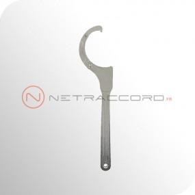 Clé pour raccord SMS / Macon - Netraccord