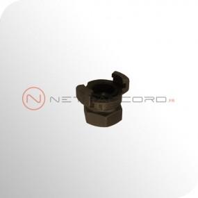 Raccord Express Femelle - Bronze