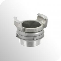 Raccord Guillemin mâle à verrou BSP - Aluminium