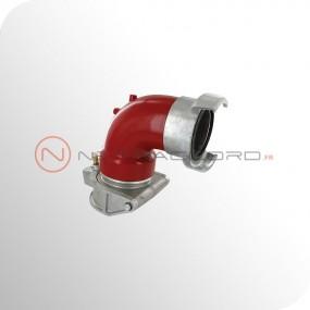 Raccord DSP pompier - Coude 90°