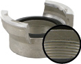 Raccord DSP femelle Aluminium